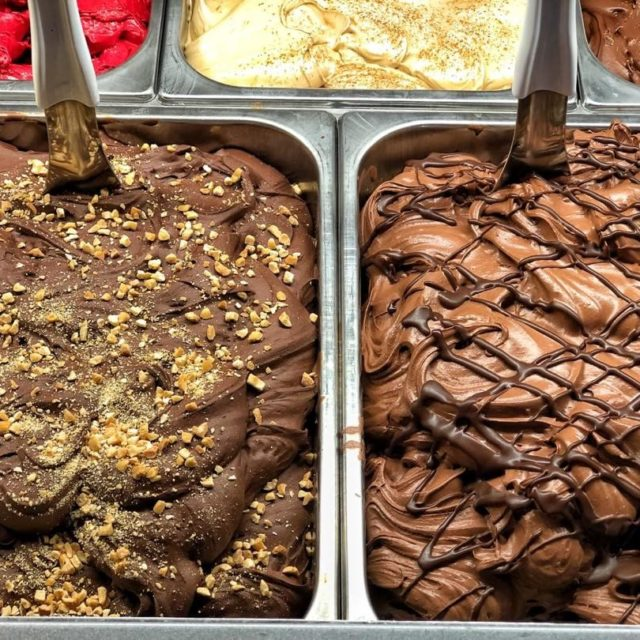 Open today! 1pm  8pm Feature flavours Vegan Chocolate Peanuthellip